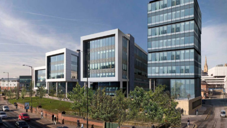 SCR Jessica makes two new loans as investments surpass £64 million £5.2M provided to fund two office buildings in Sheffield