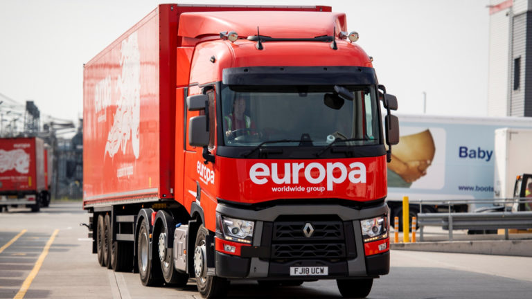 Europa Road Launches HGV Driver Academy