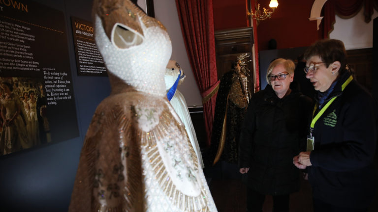 Popular exhibition showcasing iconic costumes from film and TV returns to Preston Park Museum