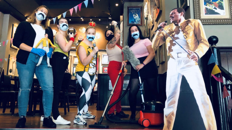 We Will Hard Rock You – Hard Rock Cafe Manchester celebrates Queen frontman's 75th birthday with 'Freddie For A Week'