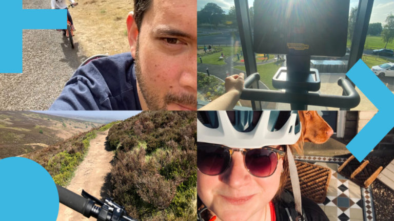 Fox Agency cycles the length of the UK for Cycle to Work Day