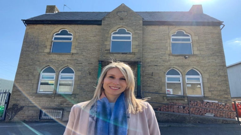 Leading Brighouse business puts faith in town's future