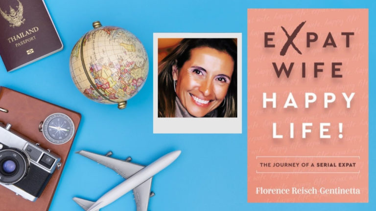 Serial expat and coach explores the unique challenges of living and working abroad in new book for fellow and aspiring expats