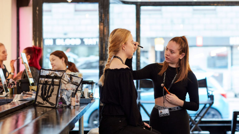 Award-winning beauty college strengthens aftercare service following impact of pandemic