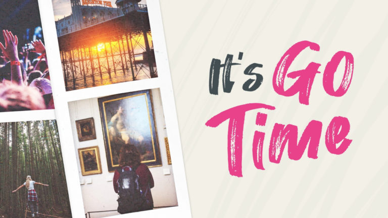 Govia Thameslink Railway launch, 'It's Go Time,' celebrating the fun and freedom that comes with train travel