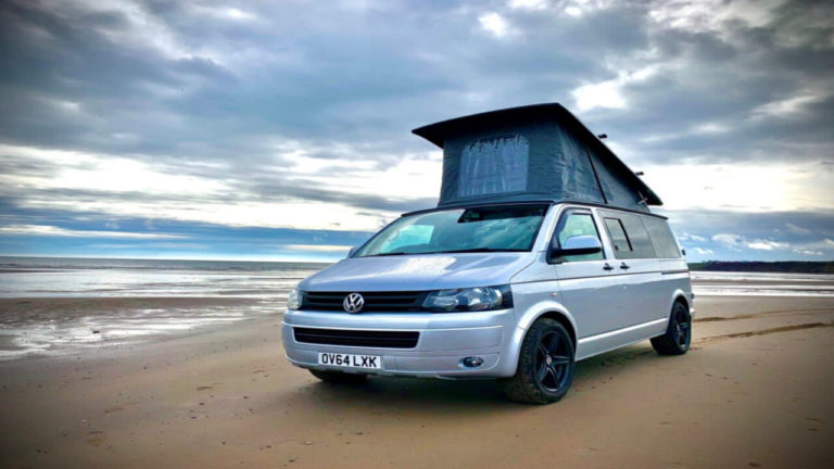 PaulCamper reveals selection of the best UK beaches to explore when Campervanning