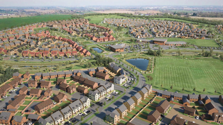 Northamptonshire development to deliver £1.62bn in social value