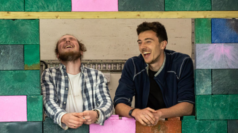 Dorset duo turn plastic waste into bricks with YTKO finance support