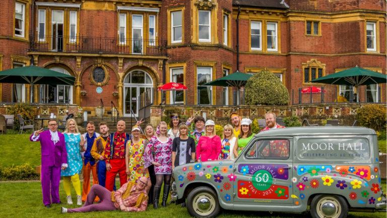 Celebrating 60 Glorious Years