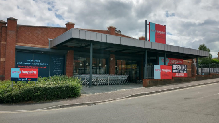 Home Bargains to open new store in Chard, Somerset