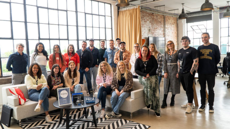 New home for fast-growing Birmingham creative agency as it celebrates third birthday