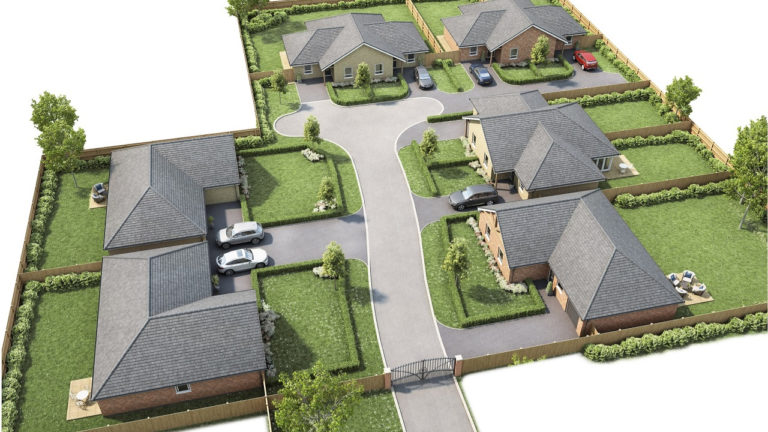 Hammond Homes announces latest new housing scheme following One Stop funding deal