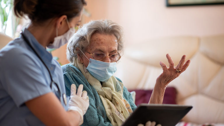 Calls for urgent investment in social care