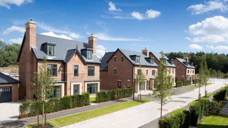Cheshire Dousing Development Shortlisted for Development of the Year