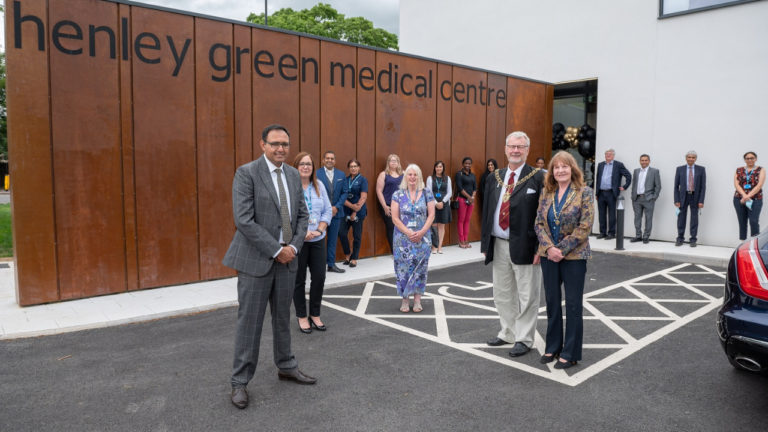 Revamped and expanded state-of-the-art medical centre opens in Coventry