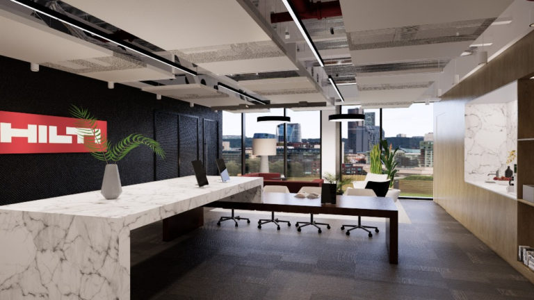 Contractor Appointed On Hilti Manchester HQ