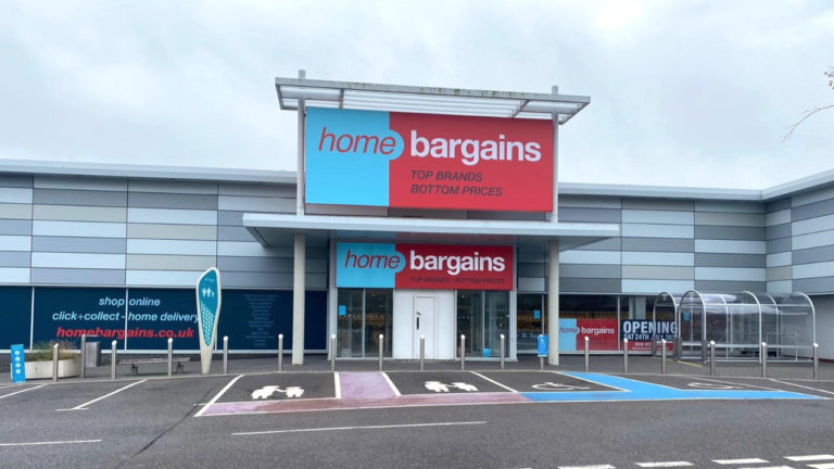 Home Bargains to open new store in Basildon creating 61 new jobs with £1m investment