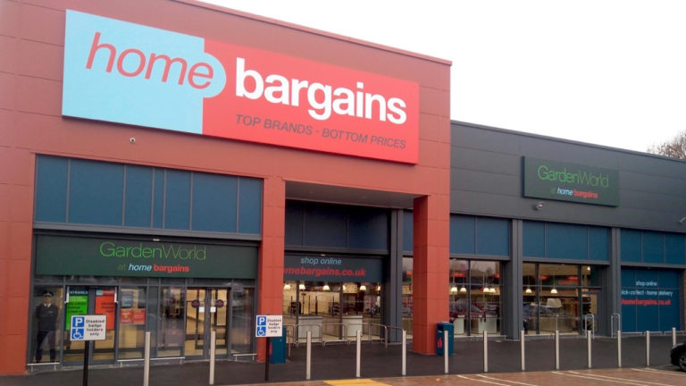 Home Bargains opens new store in Droitwich, creating 75 jobs with £6m investment
