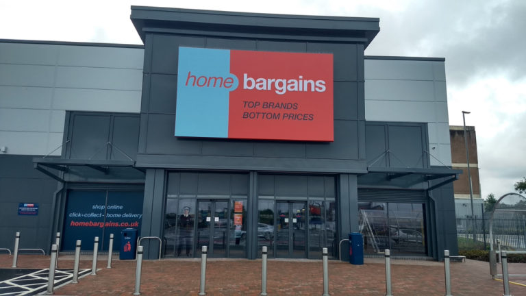 Home Bargains to open new store in Liverpool creating 105 new jobs with £2m investment