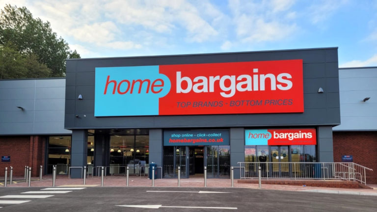 Home Bargains to open new store in Stoke-on-Trent creating 51 new jobs with £3m investment