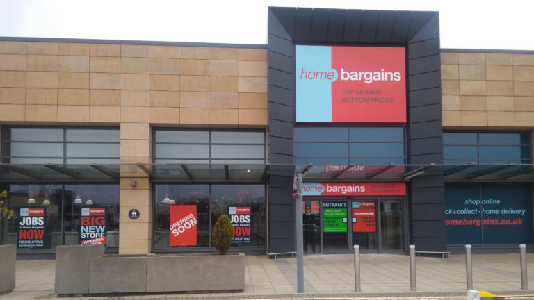Home Bargains opens new store in Edinburgh, creating 66 new jobs with £500k investment
