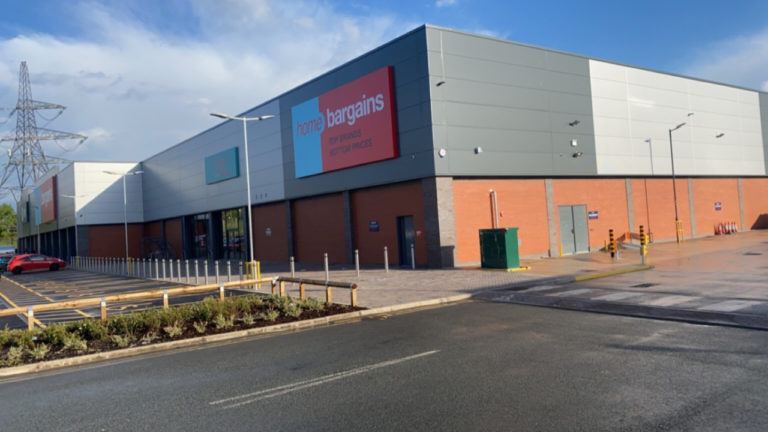 Home Bargains to open new store in Blackburn, creating 97 new jobs with £4m investment