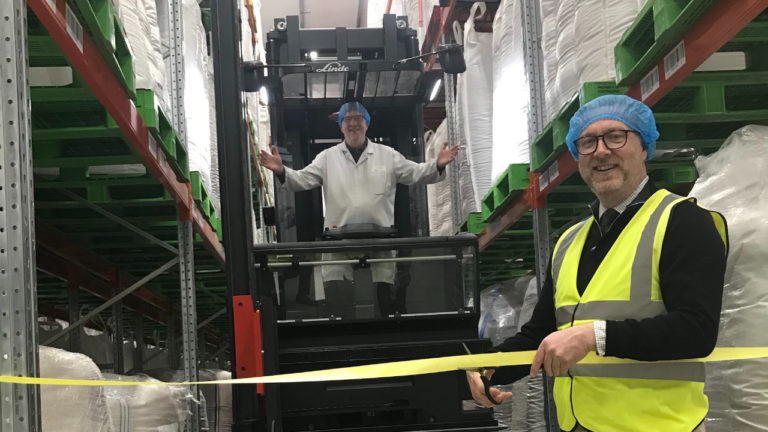 Open sesame for Silvery Tweed Cereals' new facility