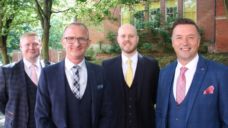 Three new appointments for award winning estate agent following opening of residential and lettings office