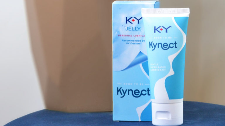 Iconic KY Jelly Rebrands as Kynect