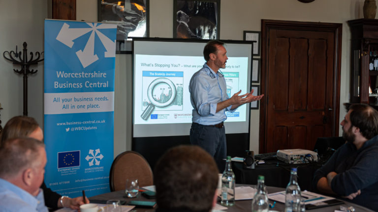 Only 7% of UK business owners have scalable business model, new research from Worcestershire business support provider finds