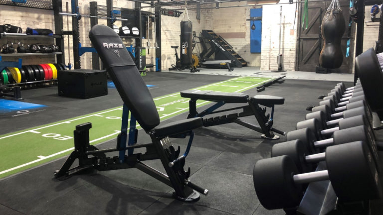 Warwickshire fitness equipment business submits expansion plans