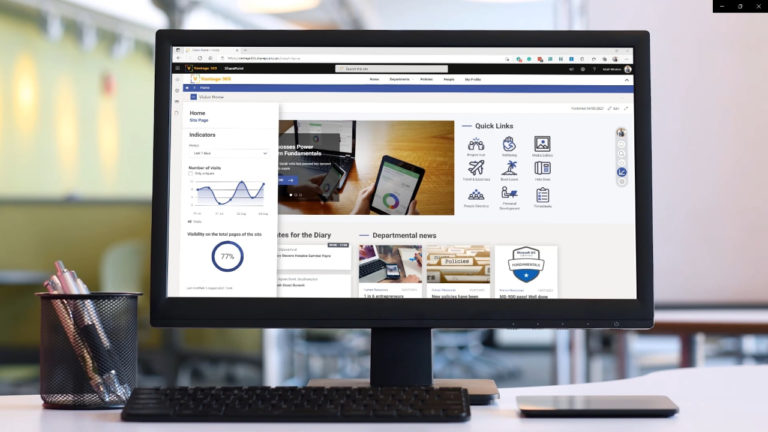Vantage 365 launches new intranet solution to support SMEs shifting toward remote working