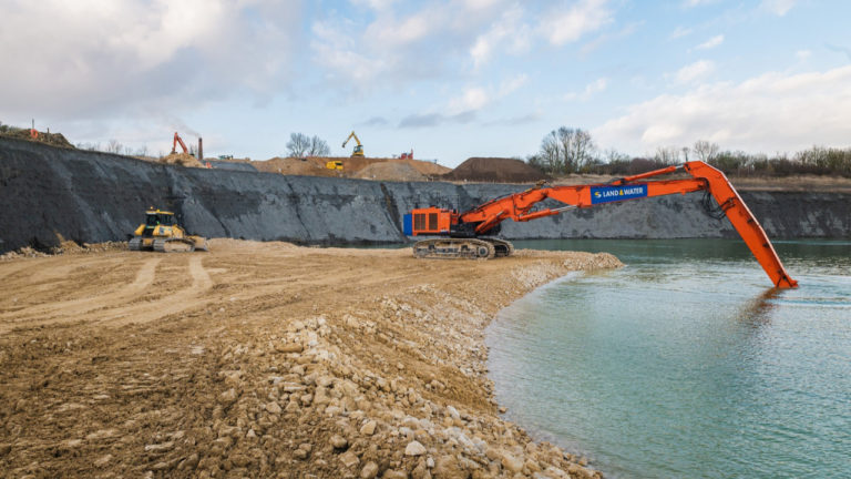 Civil engineering firm brings own lab onto quarry site