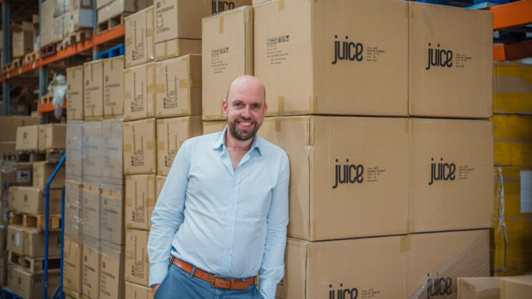 Mobile phone accessories brand, juice®, shortlisted at Great British Entrepreneur Awards 2021
