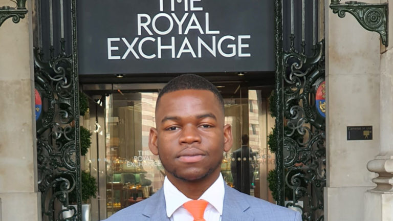 Dardan Security officer honoured with prestigious award for keeping safe iconic London venue