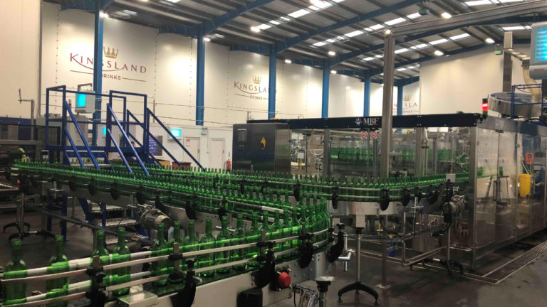 Irlam's Kingsland Drinks Group Makes Move Towards Being Employee Owned
