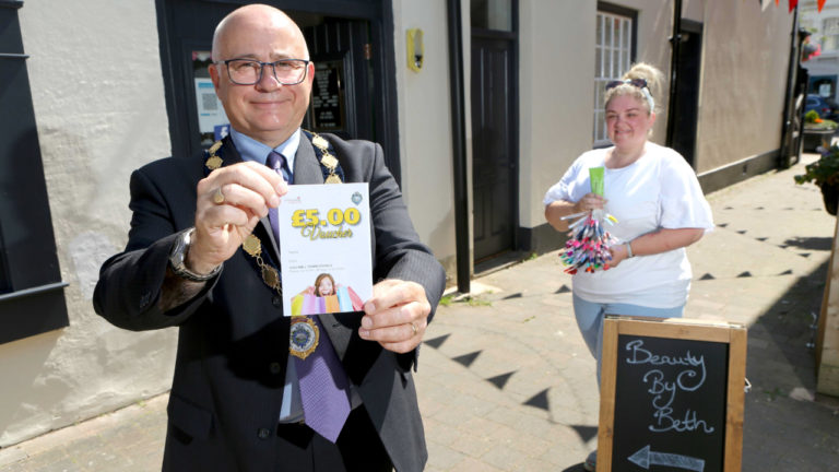 Holywell voucher scheme sells out as customers flock to local businesses