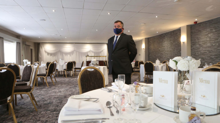 Beaufort Park Hotel invests £500,000 for modern refurbishment of site
