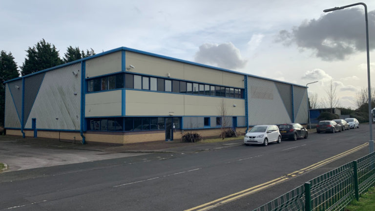 New Letting At Refurbed Rotherham Warehouse