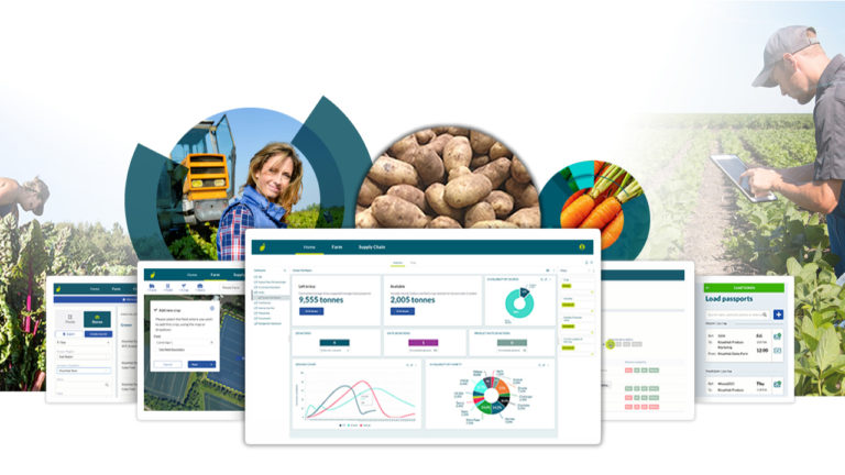 Reporting & analytics dashboard shines a light on the fresh produce supply chain