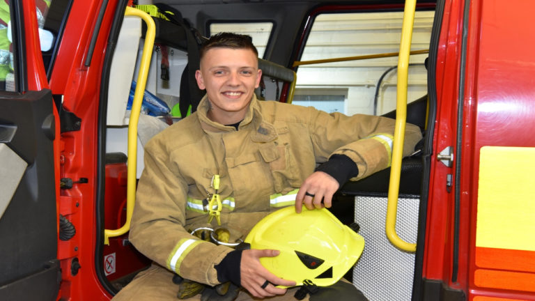 West Yorkshire Fire Rescue Service appealing for new recruits in business community