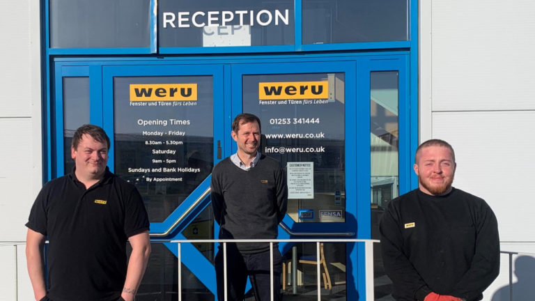 Weru UK expands its team with trio of new hires