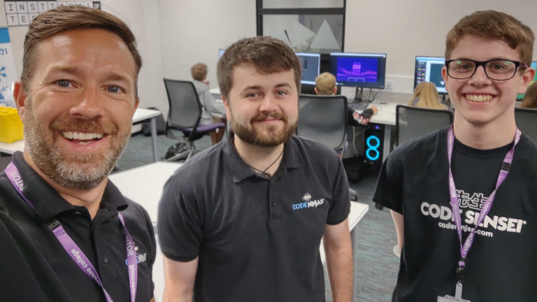 Code Ninjas franchisees around the nation are giving back to local communities for International Day of Charity