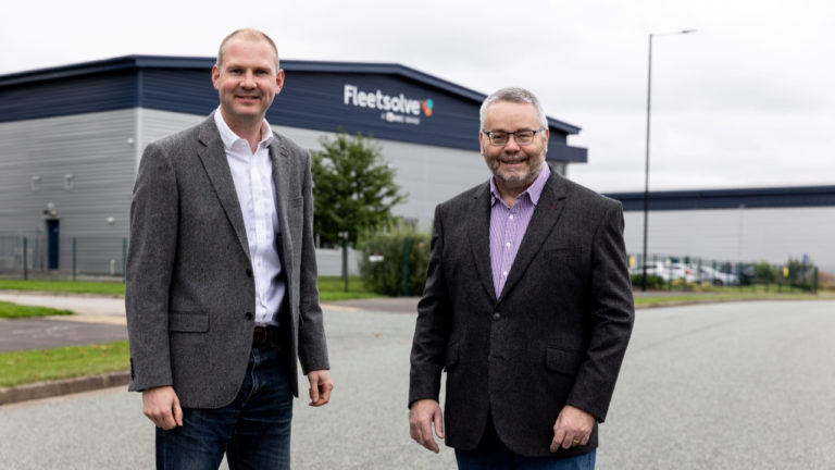 Fleetsolve appoints new Managing Director