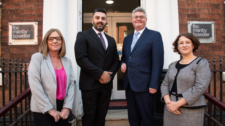 Trio of promotions announced for Midlands law firm