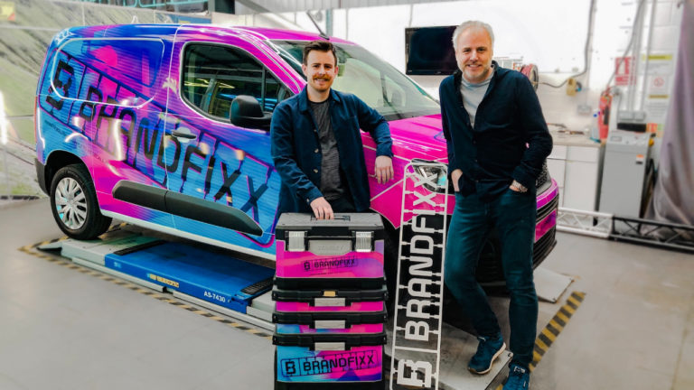 Revolutionary new vehicle decals business launches
