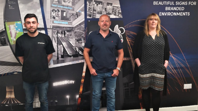 Widd Signs announces four appointments