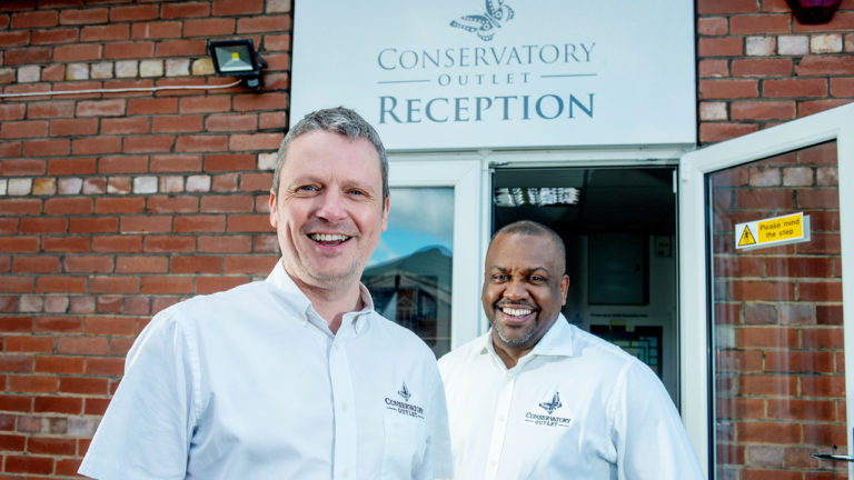 Sales boom for Conservatory Outlet Group as it's named in London Stock Exchange's '1000 Companies to Inspire Britain'