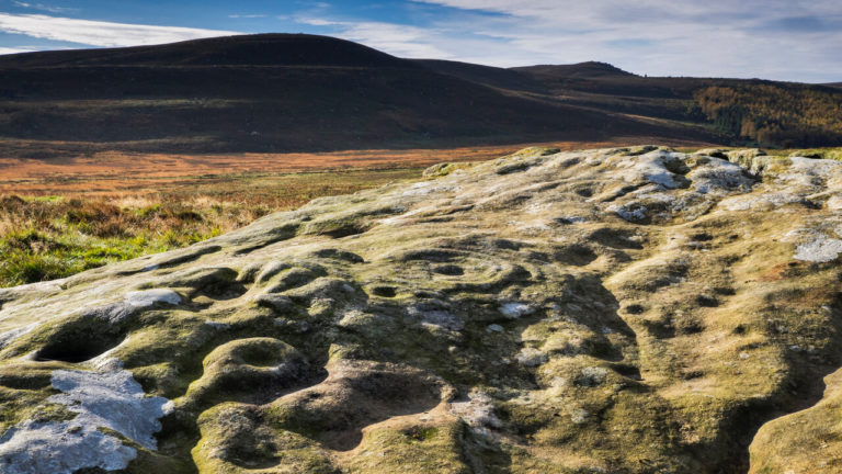 National Park and Newcastle University partner up to showcase significant geological history of Hadrian's Wall