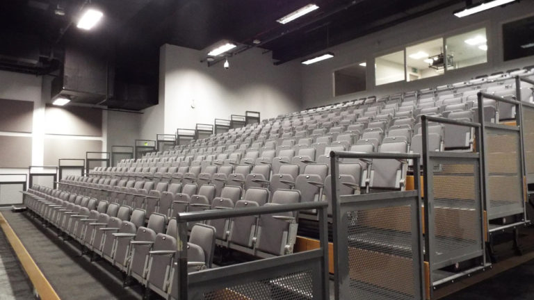 Lower halls at Coventry Building Society Arena open after major refurbishment
